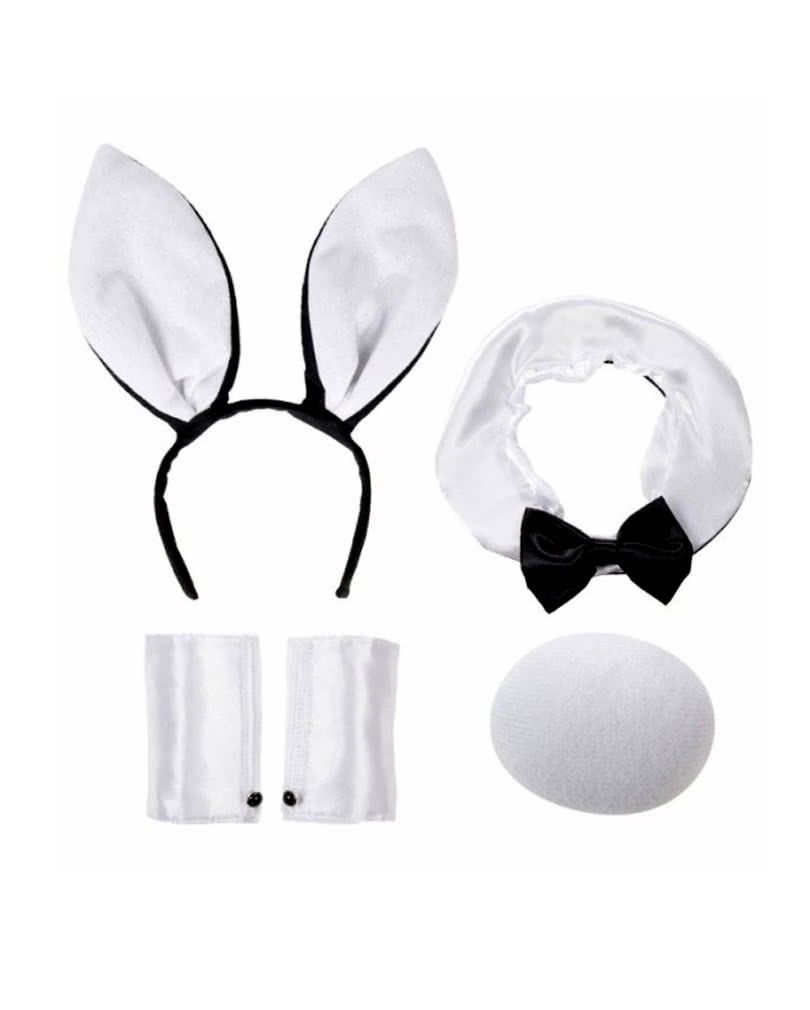 sexy bunny costume set sexy bunny costume accessories. Black Bedroom Furniture Sets. Home Design Ideas