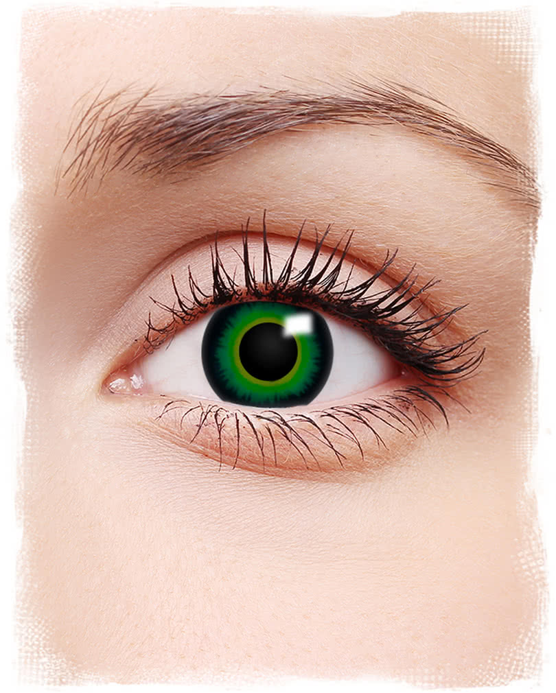 Color contact lenses online shop - Green Contact Lenses Werewolf