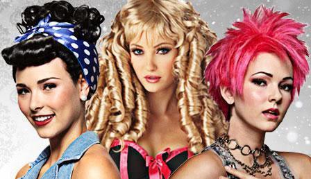 Ladies' Wigs