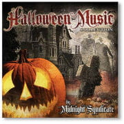halloween music collection cd - Halloween Music For Parties