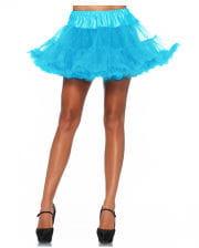 leg avenue petticoat turquoise - Halloween Petticoat