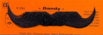 beard Dandy black