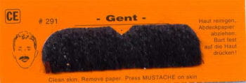 beard Ghent black