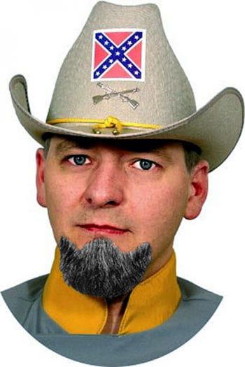 Real Hair Beard General gray