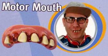 Autoschrauber teeth