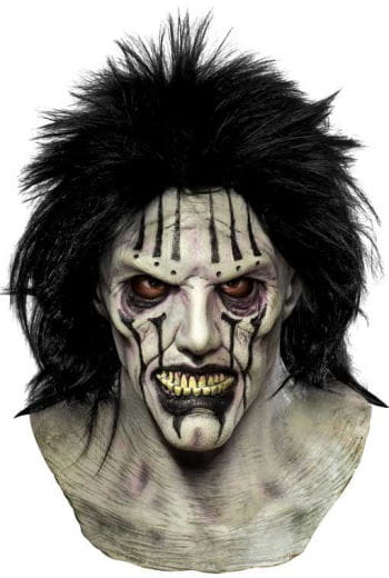 Death Metal Zombie Mask