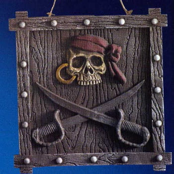Pirate Party Sign