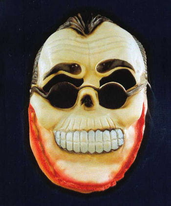 Graf Draculi Kindermaske