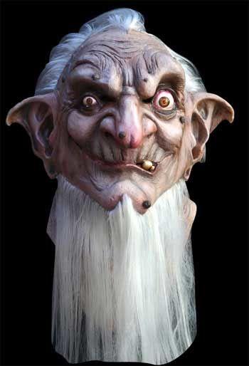 Necromancer Maske