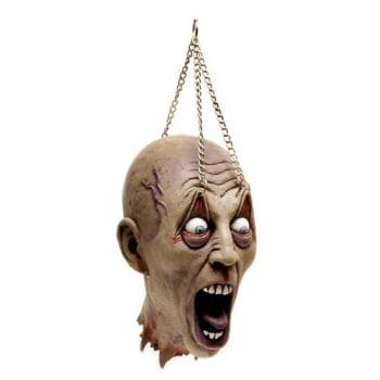 Severed Head with torture eyes