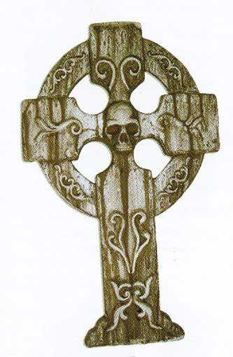 Kleines Gothic Kreuz