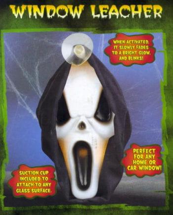 Ghostly Fenstermonster animatronic