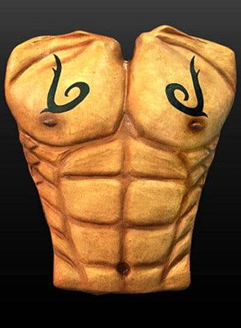 Tattoo Waist Latex
