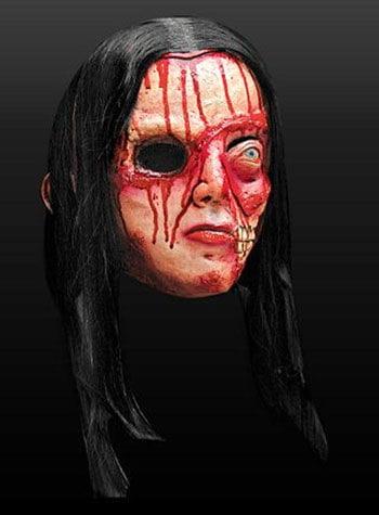 Bluthexe Maske