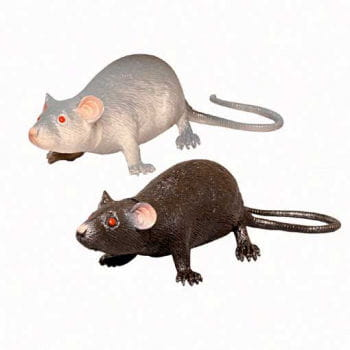 Mouse Medium Grey 11cm