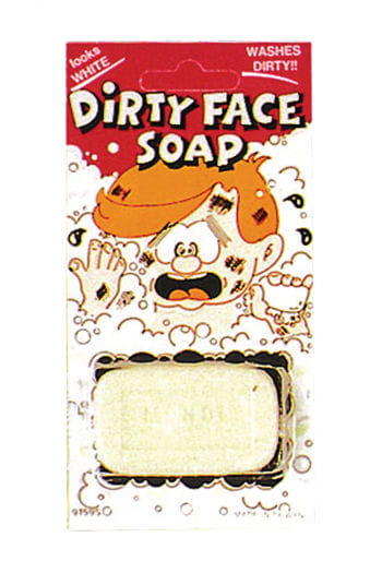 Dirty soap