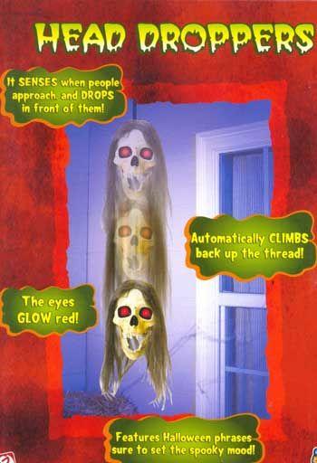Zombie Bride Skull Animatronic