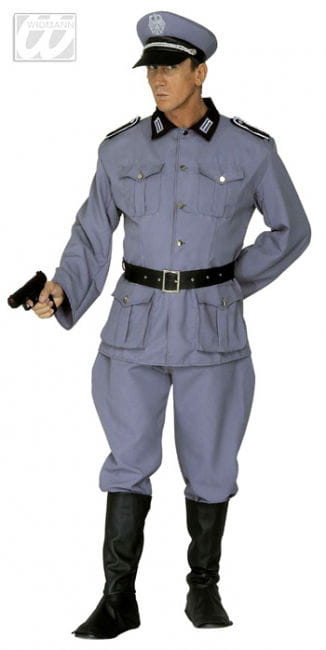 Soldier`s uniform gray Gr.M
