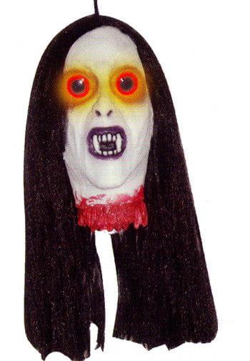 Monsterbraut Kopf schwarz LED Lights