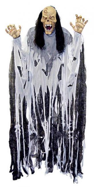 Grey Reaper Hanging Prop 152 cm