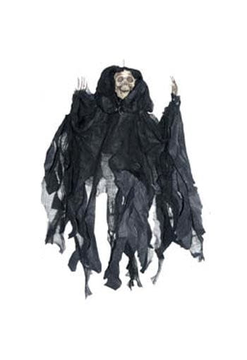 Scary Plague Reaper Hanging Prop 45cm