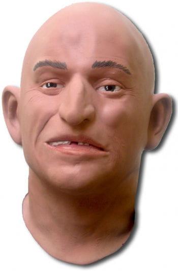 Räuber Schaumlatex Maske