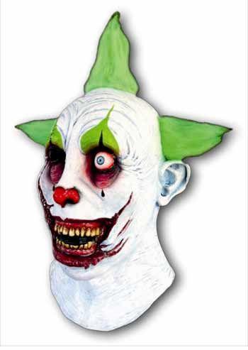 Scary Gary Clown Mask