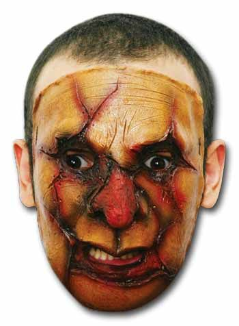 Serial Killer Peel Bill Mask