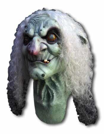 Morassia Hexen Maske