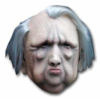 Onkel Ben Maske