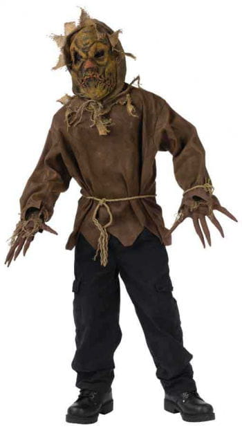 Demonic Scarecrow Child Costume M