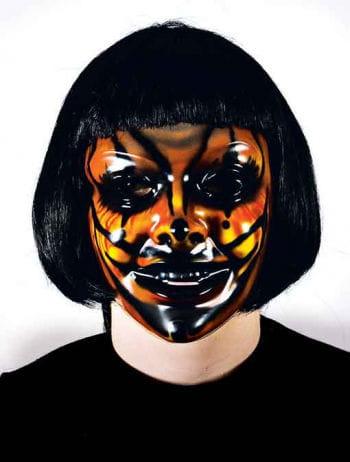 Explosive Clown PVC Mask