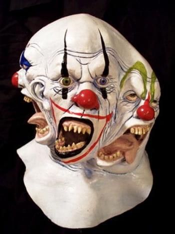 Schizomanic Clown Mask