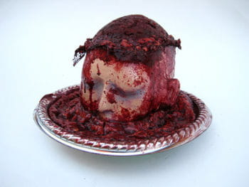 Hannibal Lecter Gourmet Platter