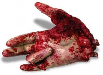 Abgerissene Hand