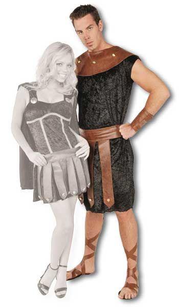 Warrior Krieger Premium Kostüm