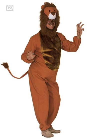 Lion King Costume. L