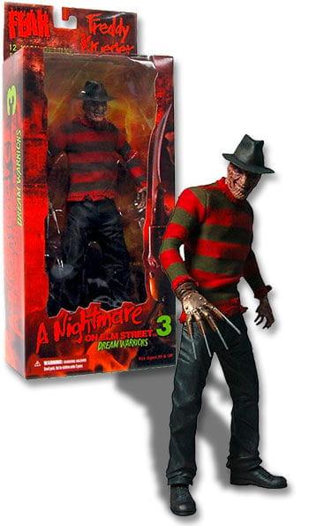 Freddy Krueger Deluxe Figure 30 cm