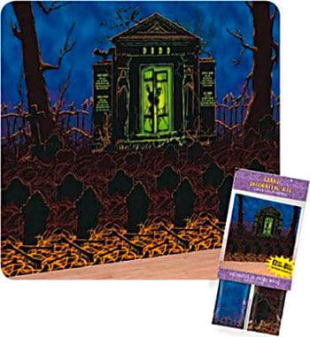 Friedhof Dekorations Folie