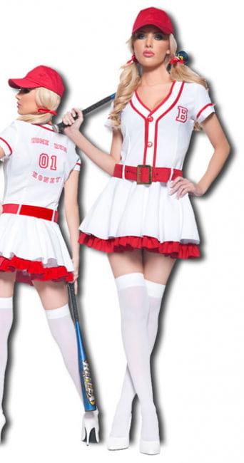 Baseball Baby Costume M
