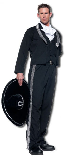 Mariachi Premium Costume