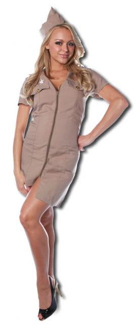 Boot Camp Babe Premium Costume. M