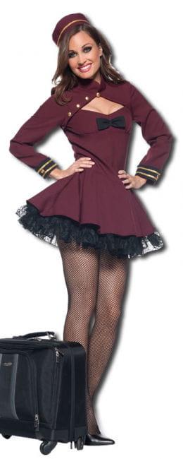 Saucy Bellhop Premium Costume M
