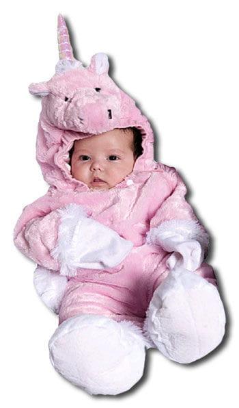 Pinkes Unicorn Baby Costume