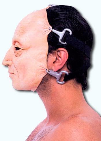 Saw Jigsaw Maske John Kramer
