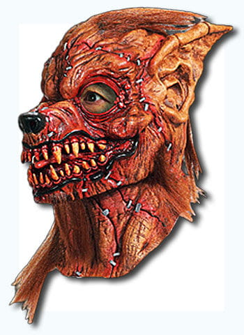 Sutured Werewolf Mask