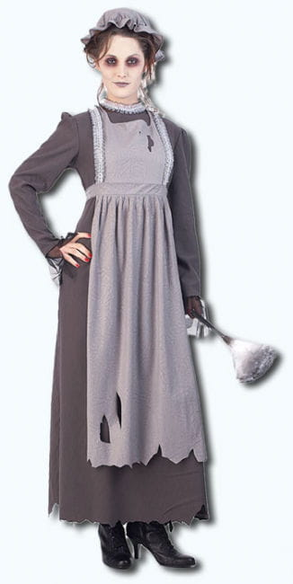 Elsa das Geister Zimmermädchen Kostüm Small