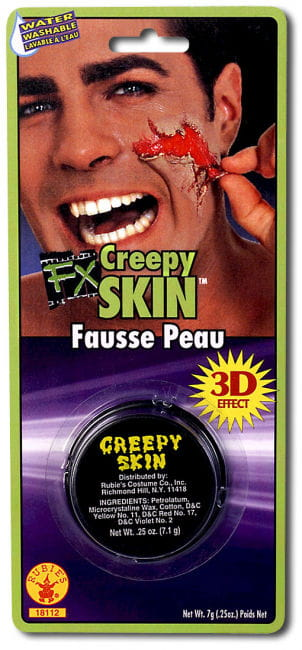 Fake Skin Flesh Coloured