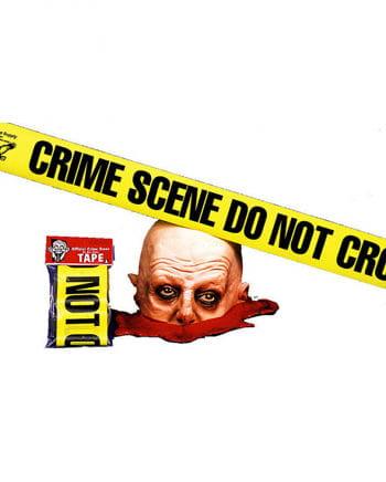 Crime Scene Tape / Polizei Absperrband 30m