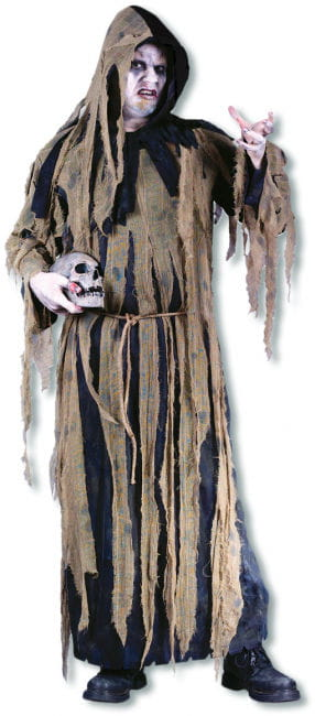 Zombie Nightmare Costume XL
